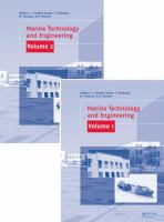 Cover image for Marine technology and engineering