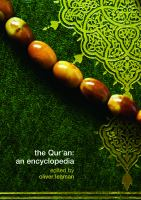 Cover image for The Qur'an : an encyclopedia