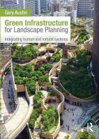 Cover image for Green infrastructure for landscape planning