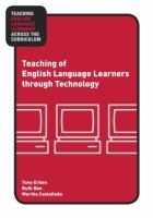 Cover image for Teaching of English language learners through technology