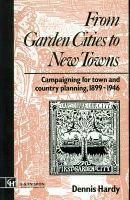 Cover image for From garden cities to new towns