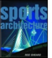 Cover image for Sports architecture