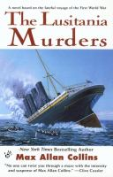 Cover image for The Lusitania murders