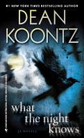 Cover image for What the night knows : a novel