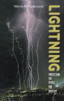 Cover image for Lightning protection for people and property