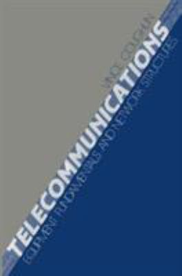 Cover image for Telecommunications : equipment fundamentals and network structures