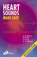 Cover image for Heart sounds made easy