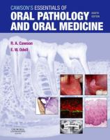 Cover image for Cawson's essentials of oral pathology and oral medicine