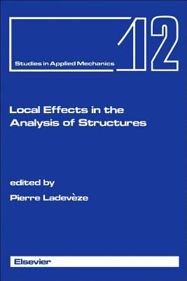 Cover image for Local effects in the analysis of structures