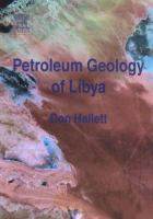 Cover image for Petroleum geology of Libya