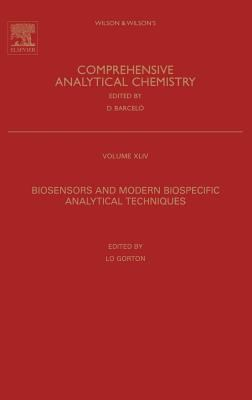 Cover image for Biosensors and modern biospecific analytical techniques