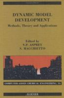 Cover image for Dynamic model development : methods, theory and applications