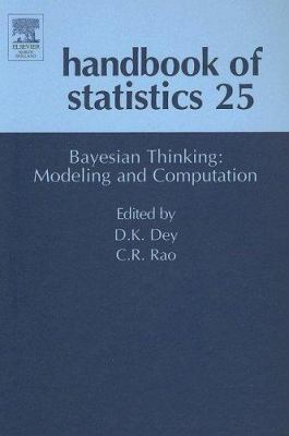 Cover image for Bayesian thinking : modeling and computation