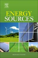 Cover image for Energy sources : Fundamentals of Chemical Conversion Processes and Applications