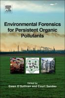Cover image for Environmental forensics for persistent organic pollutants