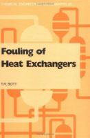 Cover image for Fouling of heat exchangers