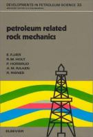 Cover image for Petroleum related rock mechanics