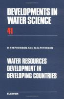 Cover image for Water resources development in developing countries