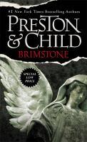 Cover image for Brimstone