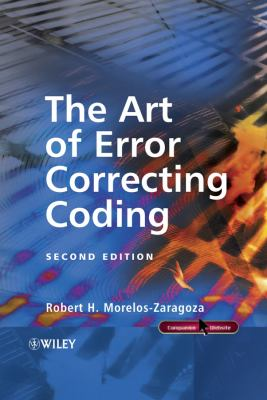 Cover image for The art of error correcting coding