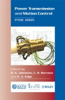 Cover image for Power transmission and motion control (PTMC 2005) :