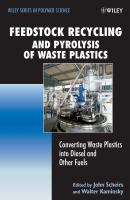 Cover image for Feedstock recycling and pyrolysis of waste plastics