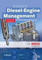 Cover image for Diesel-engine management