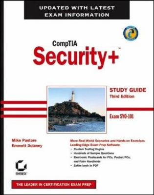 Cover image for CompTIA security + study guide