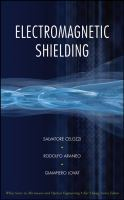 Cover image for Electromagnetic shielding