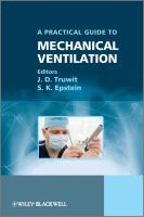 Cover image for A practical guide to mechanical ventilation