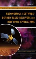 Cover image for Autonomous software-defined radio receivers for deep space applications