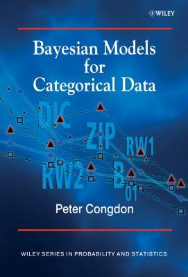 Cover image for Bayesian models for categorical data