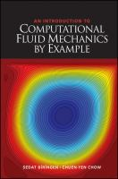 Cover image for An introduction to computational fluid mechanics by example