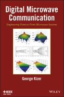 Cover image for Digital microwave communication : engineering point-to-point microwave systems