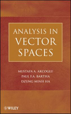 Cover image for Analysis in vector spaces : a course in advanced calculus