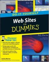Cover image for Web sites do-it-yourself for dummies