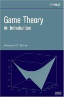 Cover image for Game theory : an introduction