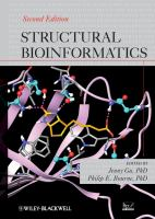 Cover image for Structural bioinformatics