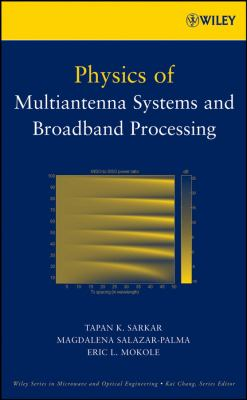 Cover image for Physics of multiantenna systems and broadband processing