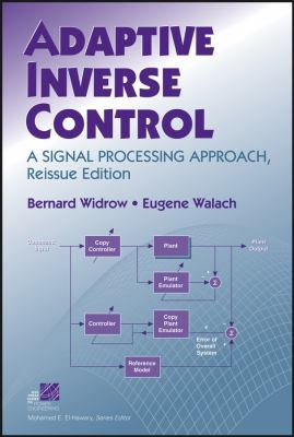 Cover image for Adaptive inverse control : a signal processing approach