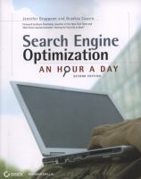 Cover image for Search engine optimization : an hour a day