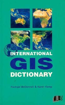 Cover image for International GIS dictionary