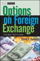 Cover image for Options on foreign exchange