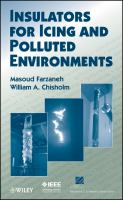 Cover image for Insulators for icing and polluted environments