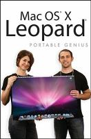 Cover image for Mac OS X Leopard : portable genius