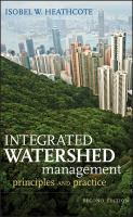 Cover image for Integrated watershed management : principles and practice