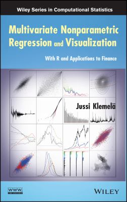 Cover image for Multivariate nonparametric regression and visualization : with R and applications to finance