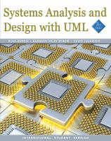 Cover image for Systems analysis & design with UML : an object-oriented approach