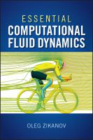 Cover image for Essential computational fluid dynamics
