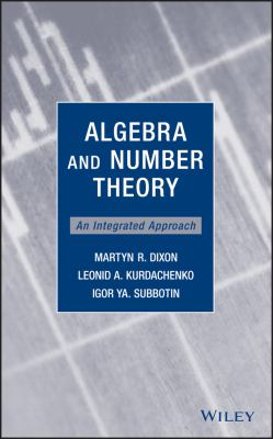 Cover image for Algebra and number theory : an integrated approach